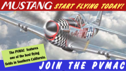 PVMAC: Join Today Mustang