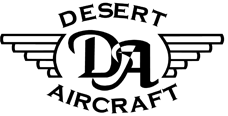 Desert Aircraft is a PVMAC Sponsor